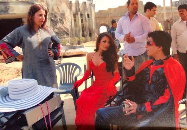 Shah Rukh Khan and 'Shantipriya' Deepika Padukone-6