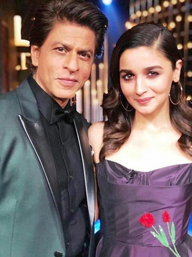 Shah Rukh Khan reunites with his leading ladies Madhuri Dixit, Alia Bhatt and Kareena Kapoor Khan2
