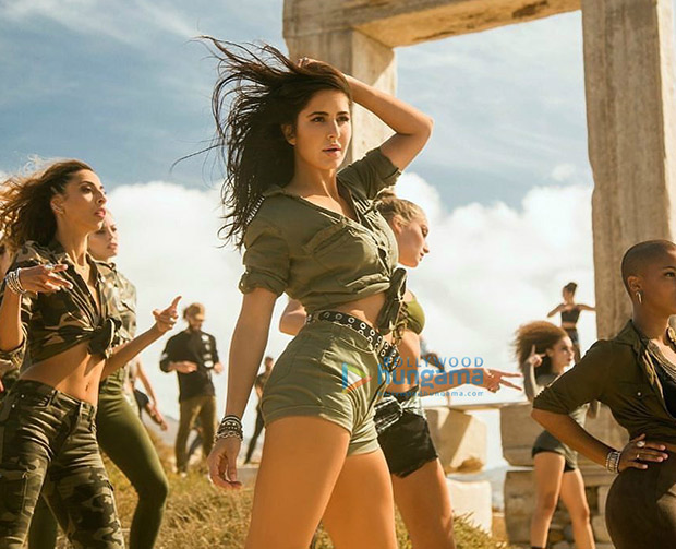Tiger Zinga Hai Katrina Kaif is too HOT to