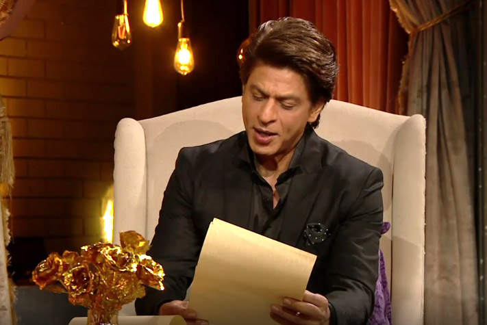 WATCH Deepika Padukone gets emotional after Shah Rukh Khan reads her a letter written by her mom2