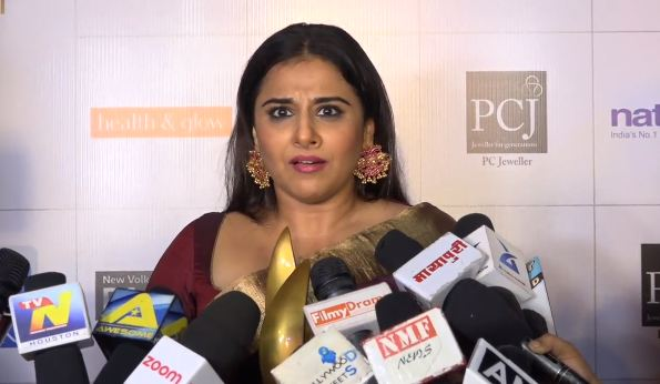 WATCH Vidya Balan slams a journalist who asked her if she would lose weight for glamourous role