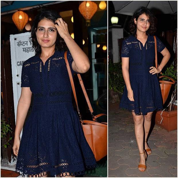 WHOA! Fatima Sana Shaikh undergoes a surprising makeover and here's how she looks (3)