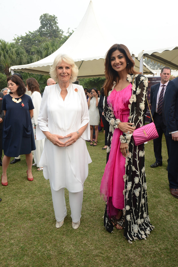 WOW! Check out Shilpa Shetty meeting Prince Charles and Camilla Parker Bowles in New Delhi (3)