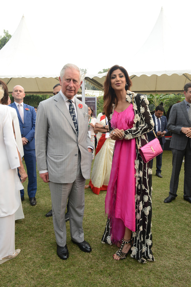 WOW! Check out Shilpa Shetty meeting Prince Charles and Camilla Parker Bowles in New Delhi (4)