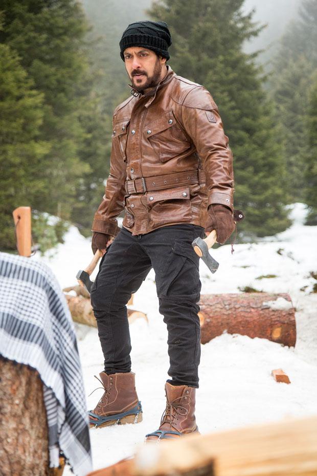 WOW! Salman Khan shoots in -22 degrees in Austria for