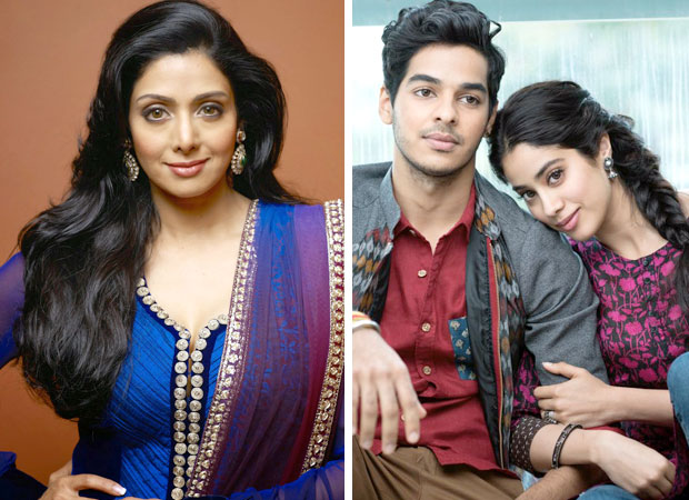 Will Sridevi make a guest appearance in her daughter Janhvi Kapoor's debut Dhadak