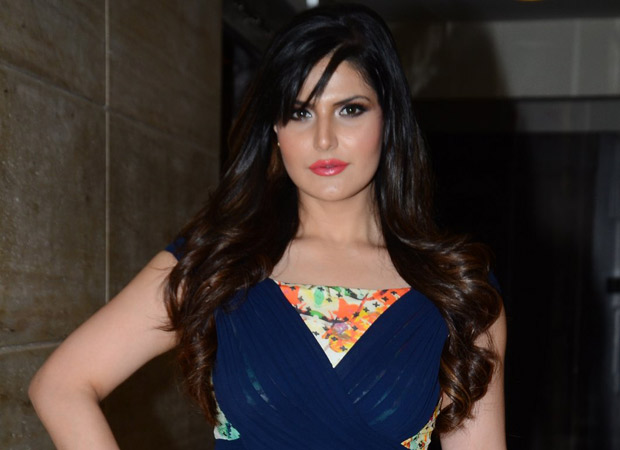 Zareen lashes out at makers of Aksar 2