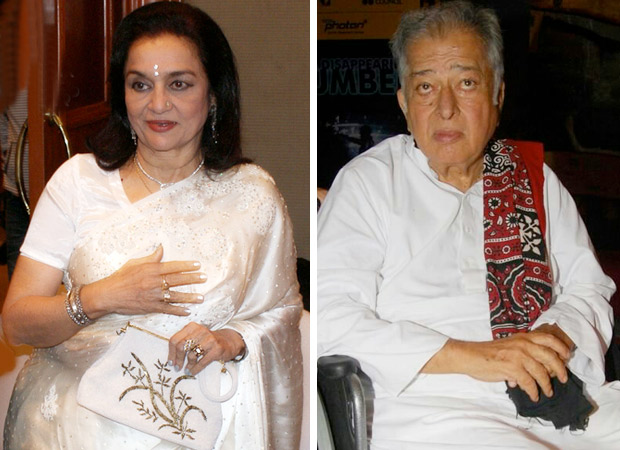 """""""I've seldom come across a more caring and chivalrous hero"""" - Asha Parekh remembers Shashi Kapoor"""