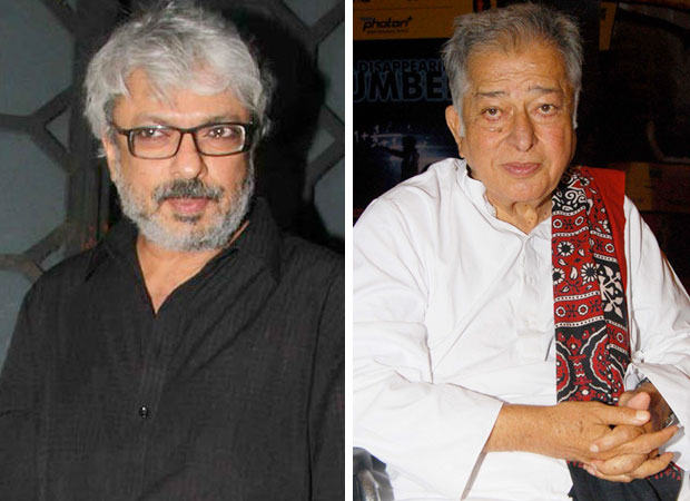 """I wish I had a producer like Shashi Kapoor when I was starting out"" - Sanjay Leela Bhansali1"
