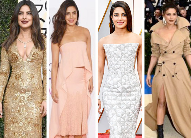 2017 The year that was When Priyanka Chopra stirred up a sartorial storm to remind us why the world is her personal runway!
