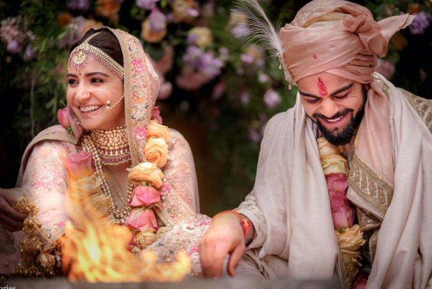 #2017Recap 10 Bollywood celebrities who had dreamy weddings in 2017-1