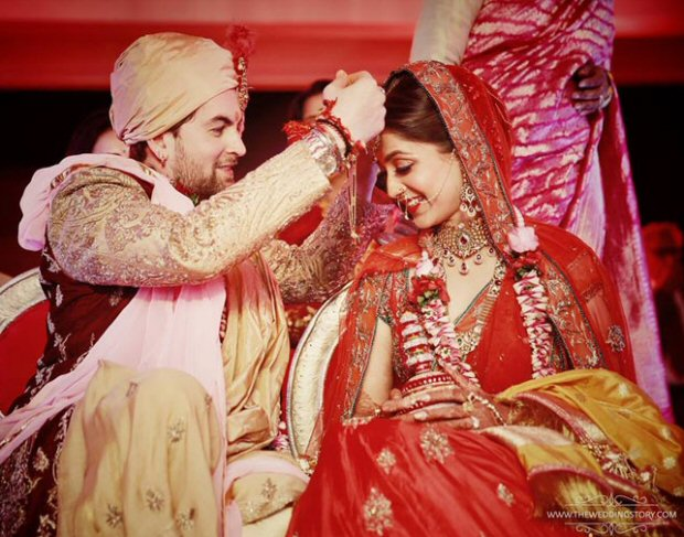 #2017Recap 10 Bollywood celebrities who had dreamy weddings in 2017-2
