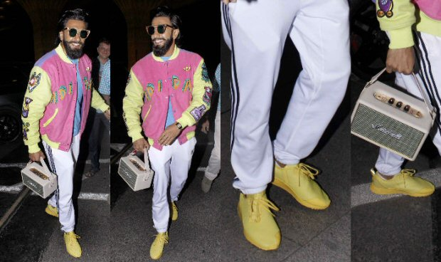 #2017TheYearThatWas When Ranveer Singh blazed his way with a whimsical and sartorial drama!10