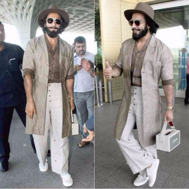 #2017TheYearThatWas When Ranveer Singh blazed his way with a whimsical and sartorial drama!11