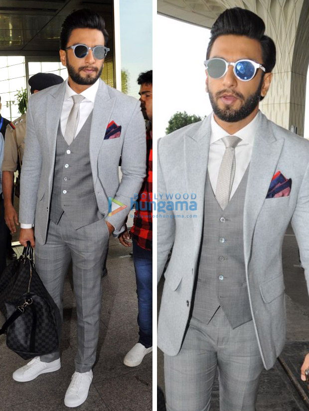 #2017TheYearThatWas When Ranveer Singh blazed his way with a whimsical and sartorial drama!12