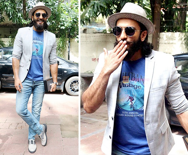 #2017TheYearThatWas When Ranveer Singh blazed his way with a whimsical and sartorial drama!4