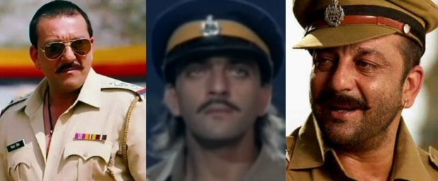 A look at actors who have played moustache-sporting notorious police officers over the years (2)