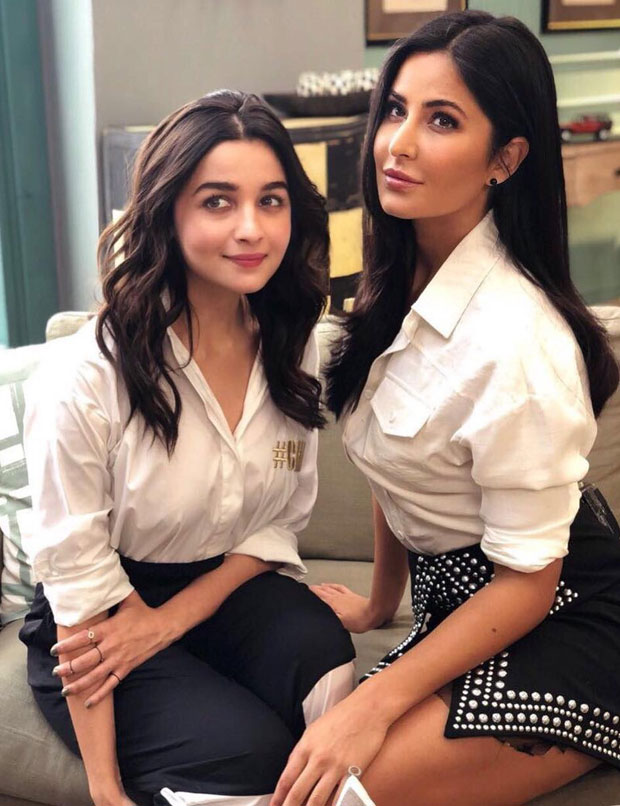 Alia Bhatt and Katrina Kaif are twinning & winning-1