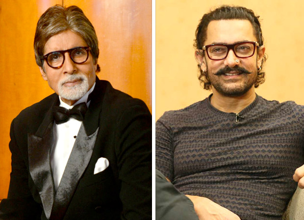 Amitabh Bachchan hurts his shoulder during action scene shoot with Aamir Khan for Thugs Of Hindostan
