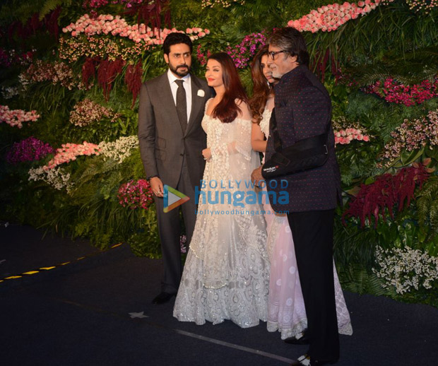 Anushka Sharma - Virat Kohli's wedding reception Priyanka Chopra, Kangana Ranaut, Aishwarya Rai