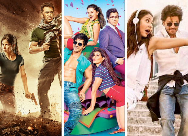 Box Office Tiger Zinda Hai scores a fantastic Wednesday, Day 6 is bigger than Day 1 of Judwaa 2 and Jab Harry Met Sejal