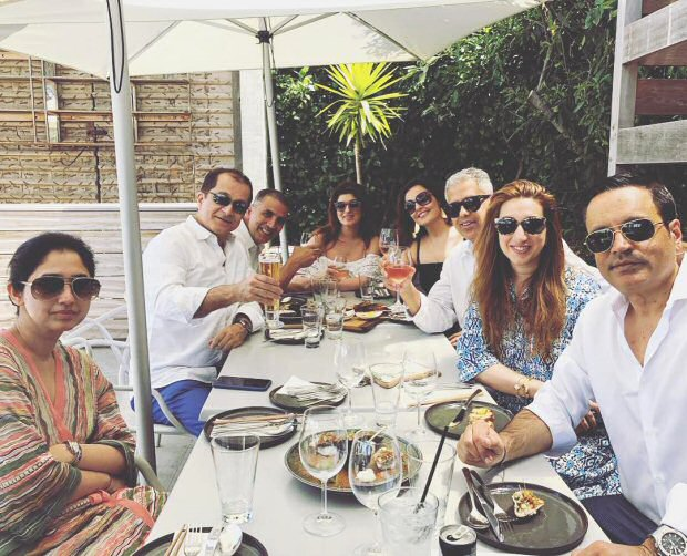 CAPE TOWN DIARIES Twinkle Khanna celebrates her birthday with Akshay Kumar and friends