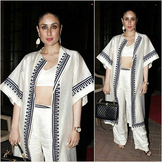 Can't Keep Calm! Kareena Kawith her insanely glamorous style!
