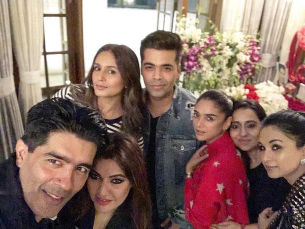 Celebs attend Manish Malhotra's cake cutting ceremony-2