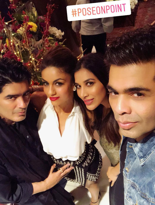 Celebs attend Manish Malhotra's cake cutting ceremony-6