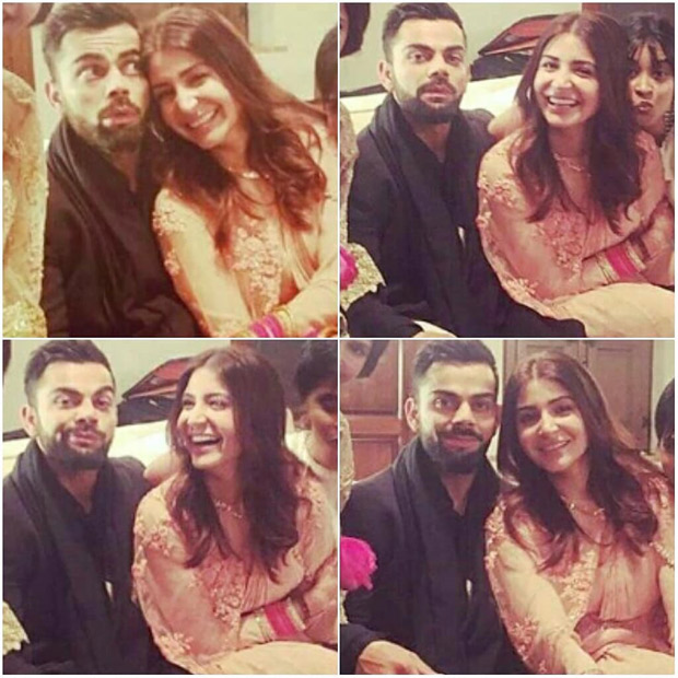Check out Newlyweds Anushka Sharma and Virat Kohli can't stop being goofy in these pictures!