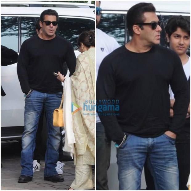 Check out Salman Khan, Sonakshi Sinha and Daisy Shah head to Delhi for Dabangg Tour (3)
