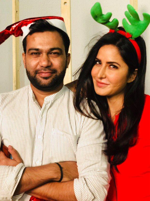 Check out Tiger Zinda Hai stars Salman Khan and Katrina Kaif look the happiest during Christmas (4)