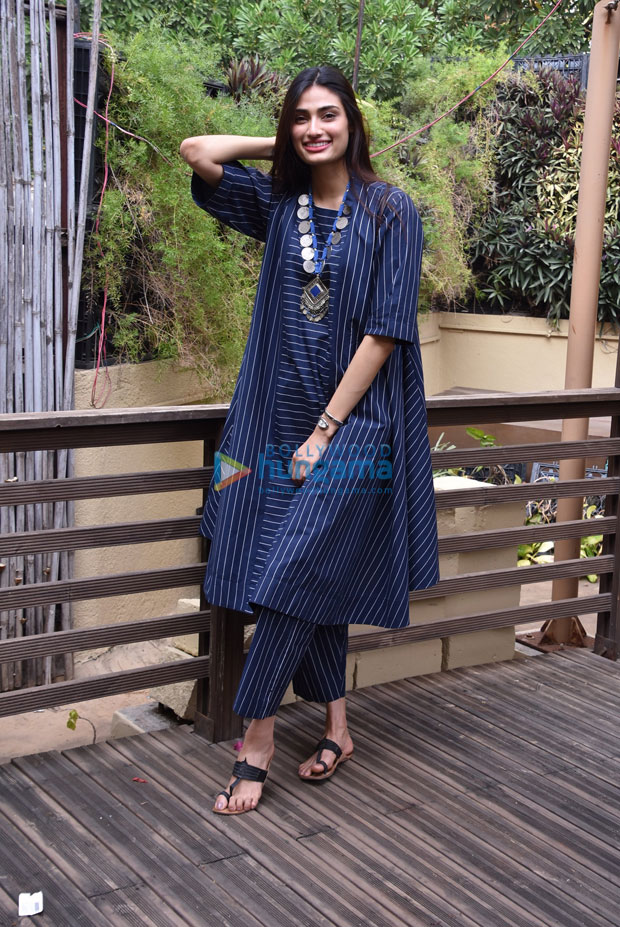 Daily Style Pill Athiya Shetty's effortless style play is fading away ou