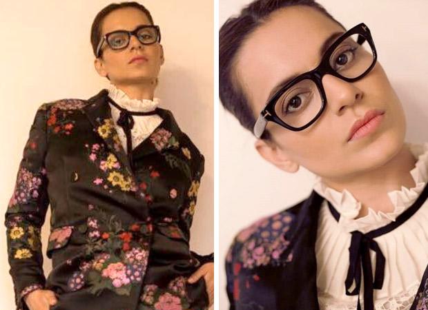 Daily Style Pill Kangana Ranaut rocks the fall florals like a total boss lady! (2)
