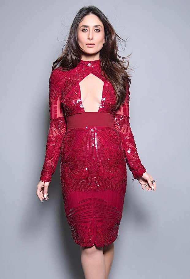 Daily Style Pill Kareena Kapoor Khan is totally giving us those Poo vibes in this ravishing red hot number! View Pics5