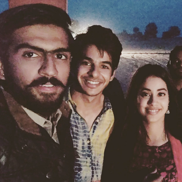 Dhadak It's the first schedule wrap for Janhvi Kapoor and Ishaan Khatter starrer in Rajasthan (1)