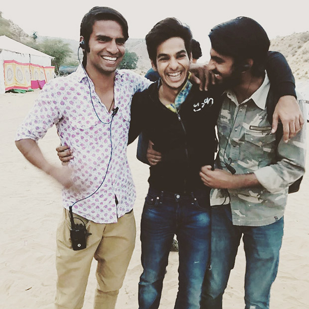 Dhadak It's the first schedule wrap for Janhvi Kapoor and Ishaan Khatter starrer in Rajasthan (2)