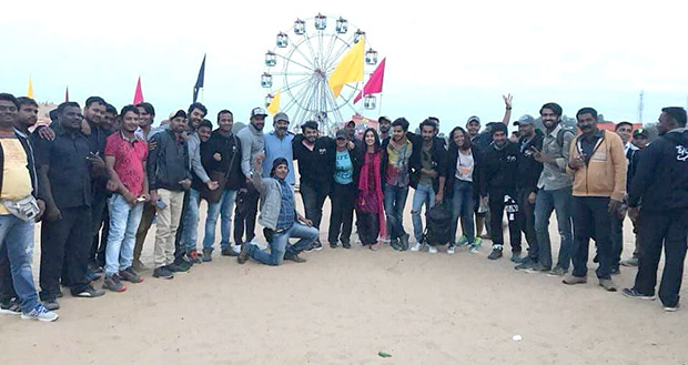 Dhadak It's the first schedule wrap for Janhvi Kapoor and Ishaan Khatter starrer in Rajasthan (3)