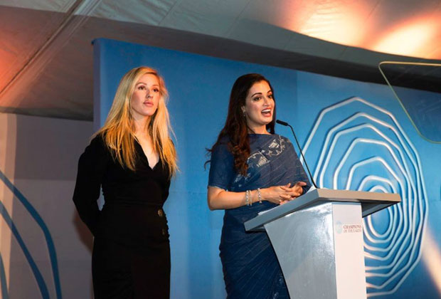 Dia Mirza hosts the Earth Champs Awards at the UN Environment Assembly in Nairobi -6