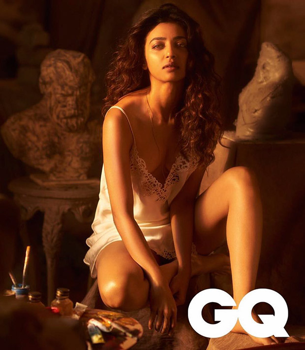 HOTNESS ALERT Radhika Apte adds oomph in sexy lingerie in this seductive photoshoot for GQ (2)
