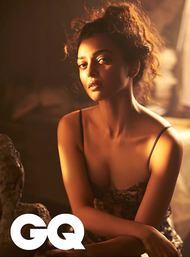 HOTNESS ALERT Radhika Apte adds oomph in sexy lingerie in this seductive photoshoot for GQ (3)