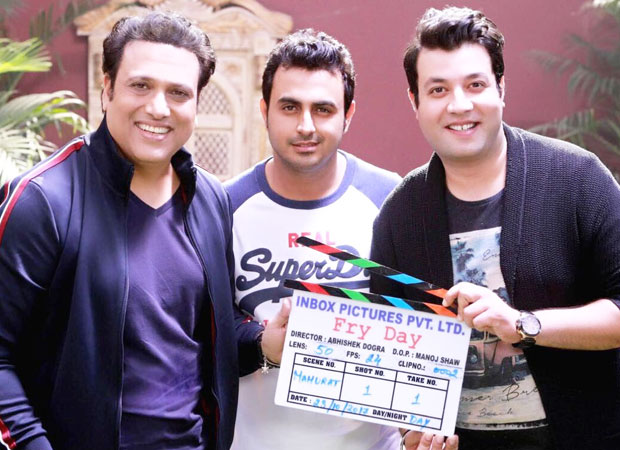 Here are the characters played by Govinda and Varun Sharma in Fry Day