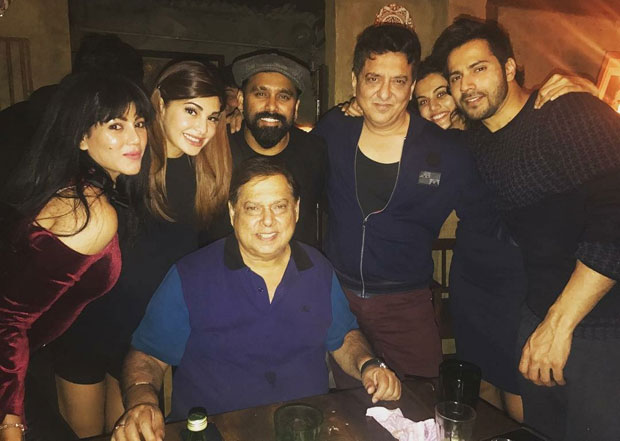 Here's what you need to know about Jacqueline Fernandez's fun success party for Judwaa 2-2