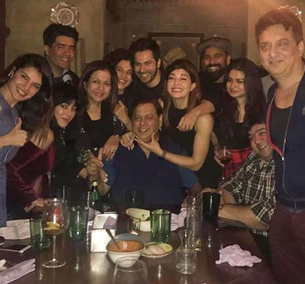 Here's what you need to know about Jacqueline Fernandez's fun success party for Judwaa 2-3