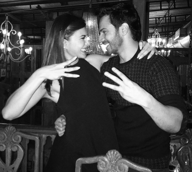 Here's what you need to know about Jacqueline Fernandez's fun success party for Judwaa 2-4