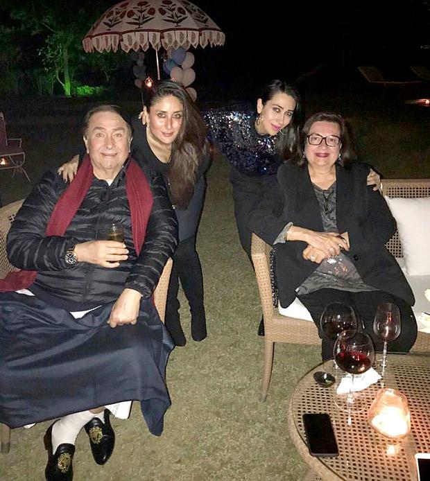 INSIDE PHOTOS Kareena Kapoor Khan, Karisma Kapoor and others have a gala time Ali Khan's first birthday!