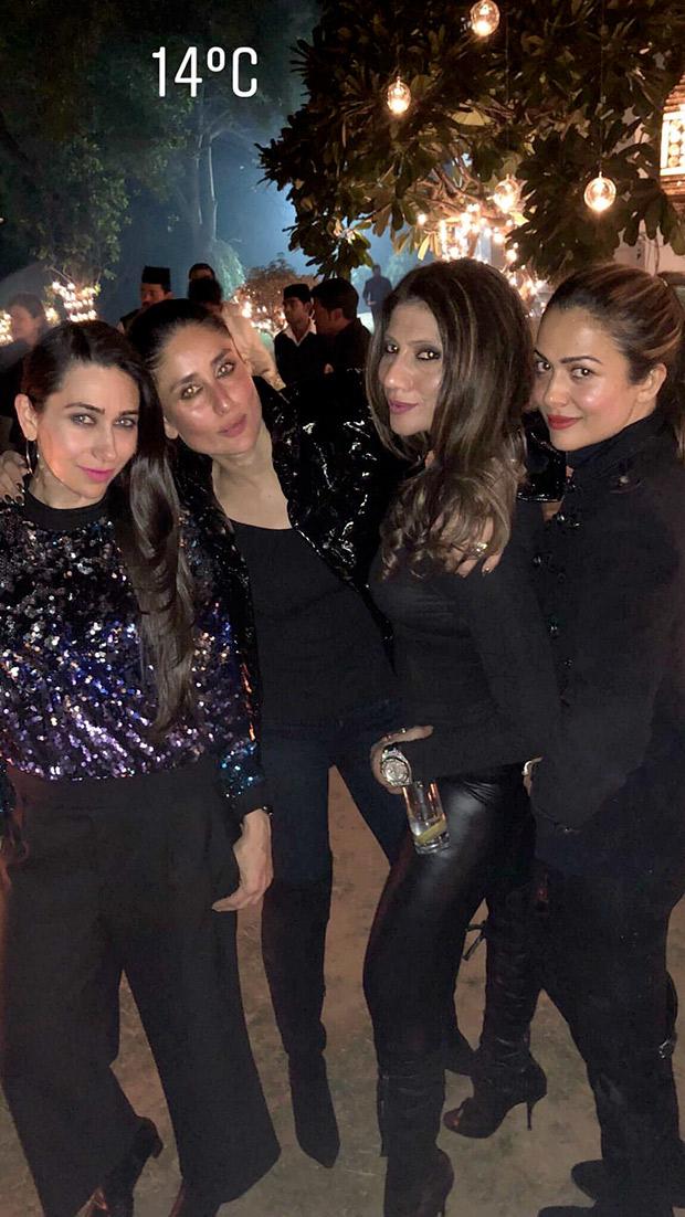 INSIDE PHOTOS Kareena Kapoor Khan, Karisma Kapoor and others have a gala time at Khan's first birthday!