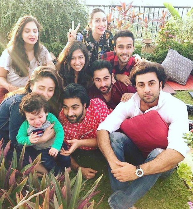 INSIDE PHOTOS Taimur Ali Khan was the star at the Kapoors' annual Christmas Lunch (7)