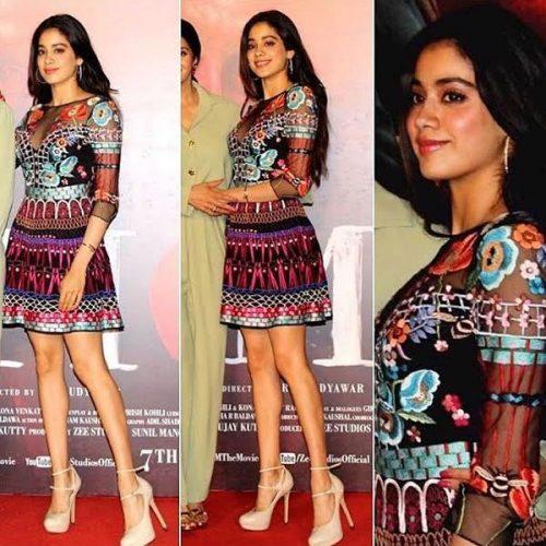 Jhanvi Kapoor and Sara Ali Khan12