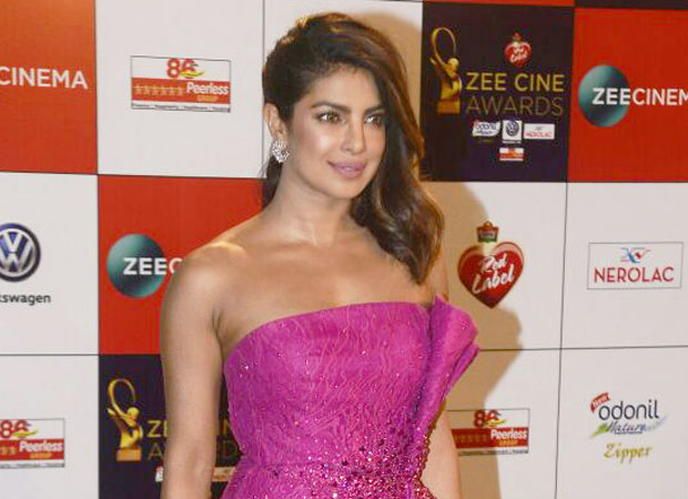 Priyanka Chopra brings the 'Desi Girl' back with her stunning performance at Zee Cine Awards 2018